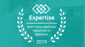 We were scored compared to home appliance repairmen on more than 25 variables across five categories, and analysed and hand-picked as one of the best home appliance repairmen in Baltimore, MD.